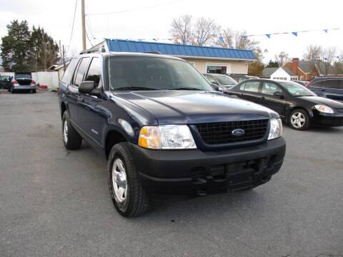 2005 Ford Explorer for sale at Supermax Autos in Strasburg VA