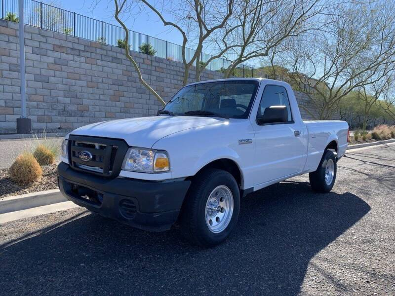 2011 Ford Ranger for sale at AUTO HOUSE TEMPE in Tempe AZ