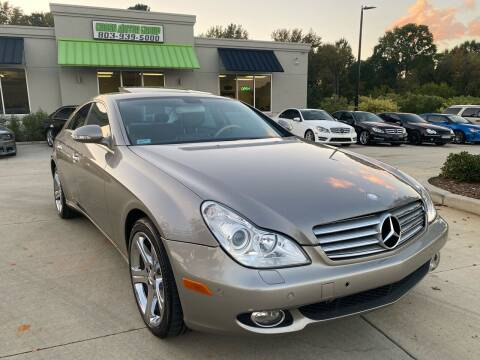 2006 Mercedes-Benz CLS for sale at Cross Motor Group in Rock Hill SC