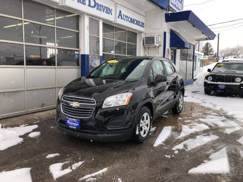 2015 Chevrolet Trax for sale at Jack E. Stewart's Northwest Auto Sales, Inc. in Chicago IL