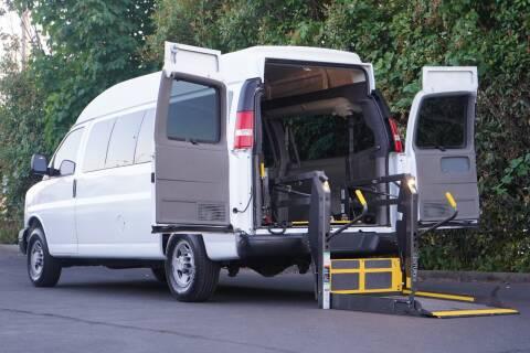 2007 Chevrolet Express Passenger for sale at Beaverton Auto Wholesale LLC in Hillsboro OR