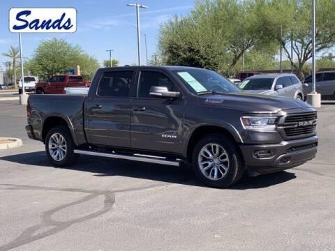 2020 RAM Ram Pickup 1500 for sale at Sands Chevrolet in Surprise AZ