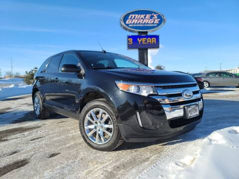 2013 Ford Edge for sale at Monkey Motors in Faribault MN