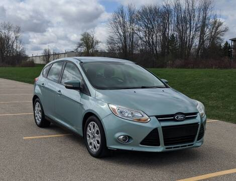 2012 Ford Focus for sale at Budget City Auto Sales LLC in Racine WI