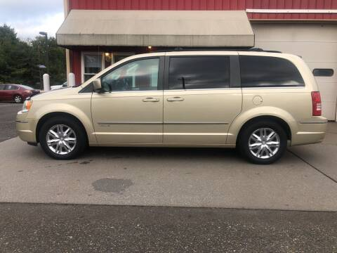 2010 Chrysler Town and Country for sale at JWP Auto Sales,LLC in Maple Shade NJ