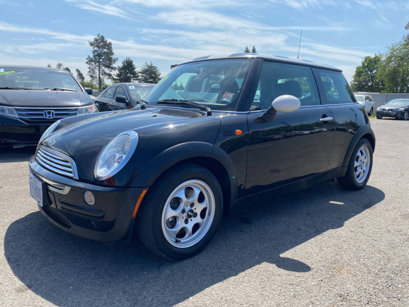 2003 MINI Cooper for sale at Universal Auto Inc in Salem OR