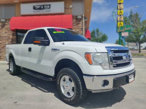 2014 Ford F-150 for sale at 719 Automotive Group in Colorado Springs CO