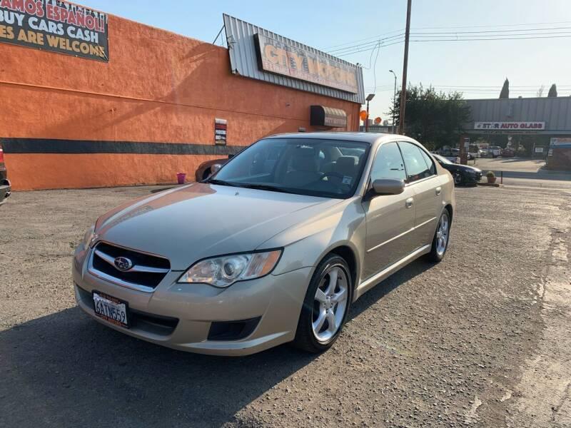 2008 Subaru Legacy for sale at City Motors in Hayward CA