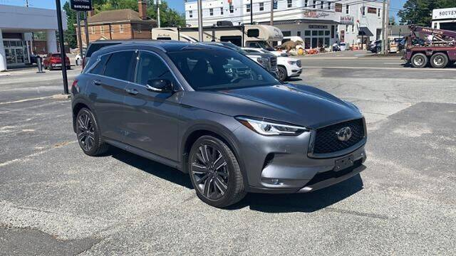 2021 Infiniti QX50 for sale in Tappahannock, VA