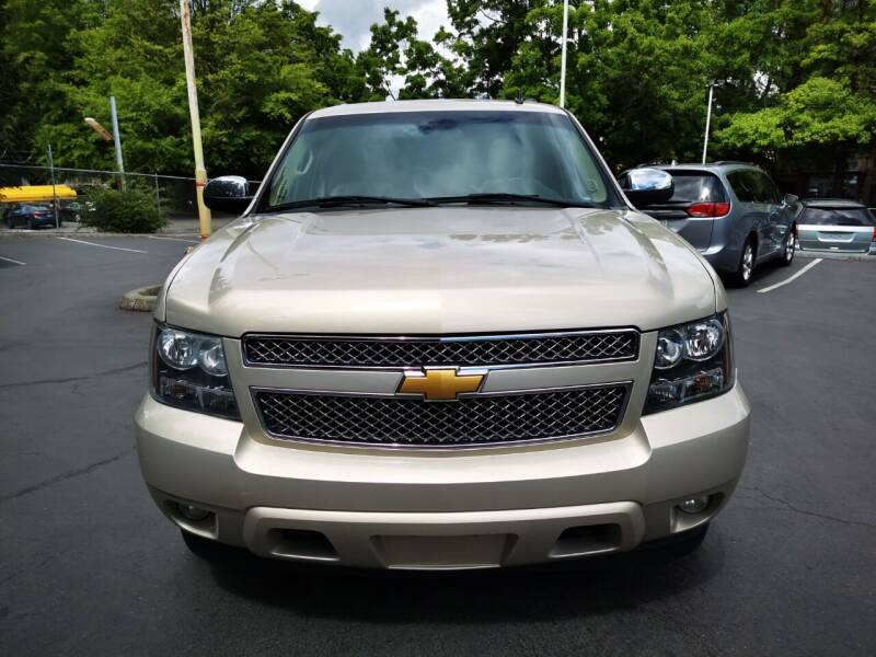 2007 Chevrolet Tahoe for sale at Legacy Auto Sales LLC in Seattle WA