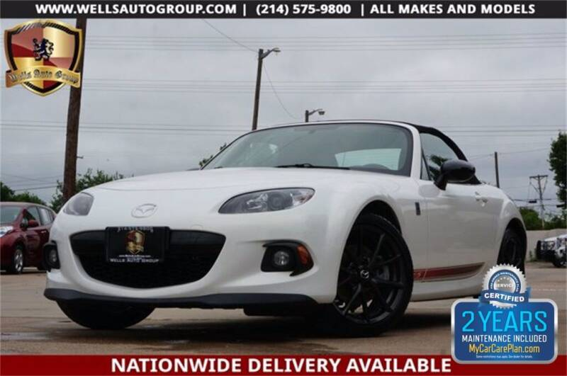 2013 Mazda MX-5 Miata for sale in Mckinney, TX