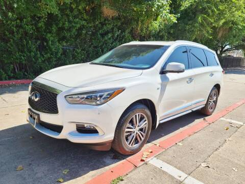 2016 Infiniti QX60 for sale at DFW Autohaus in Dallas TX