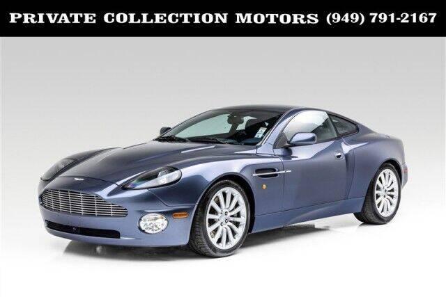 2003 Aston Martin V12 Vanquish for sale in Costa Mesa, CA
