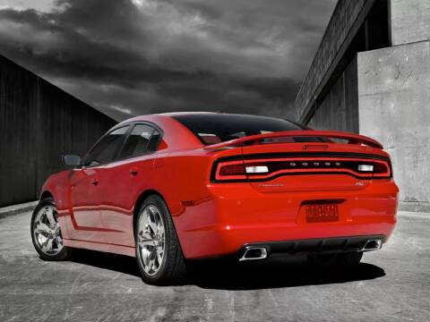 2012 Dodge Charger for sale at Sundance Chevrolet in Grand Ledge MI