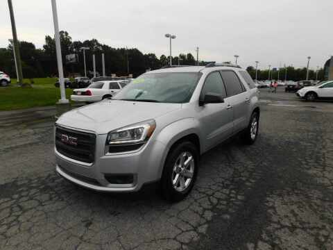 2013 GMC Acadia for sale at Paniagua Auto Mall in Dalton GA