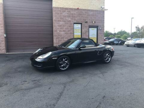 2000 Porsche Boxster for sale at CarNu  Sales in Warminster PA