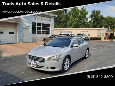2013 Nissan Maxima for sale at Tools Auto Sales & Details in Pontiac IL
