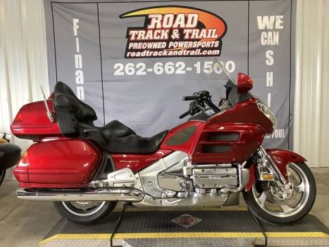2004 Honda Goldwing for sale at Road Track and Trail in Big Bend WI
