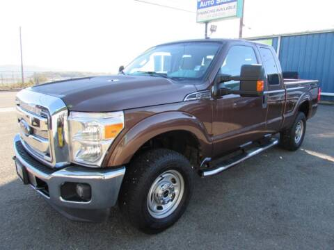 2012 Ford F-250 Super Duty for sale at 101 Budget Auto Sales in Coos Bay OR