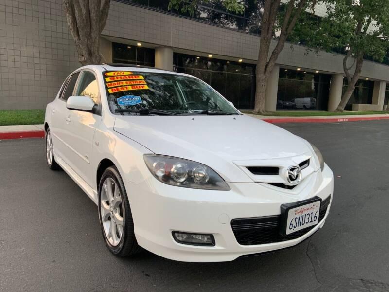 2008 Mazda MAZDA3 for sale at Right Cars Auto Sales in Sacramento CA