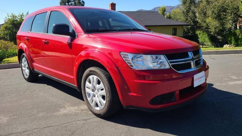 2015 Dodge Journey for sale at CAR CITY SALES in La Crescenta CA