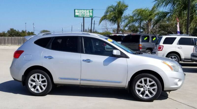 2012 Nissan Rogue for sale at Budget Motors in Aransas Pass TX