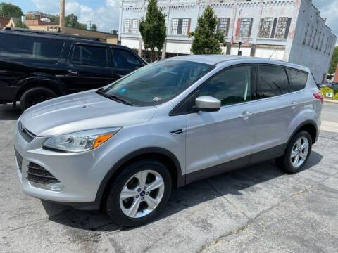 2016 Ford Escape for sale at East Main Rides in Marion VA