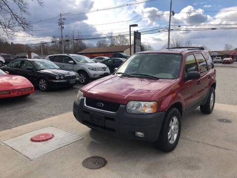 2004 Ford Escape for sale at Barga Motors in Tewksbury MA