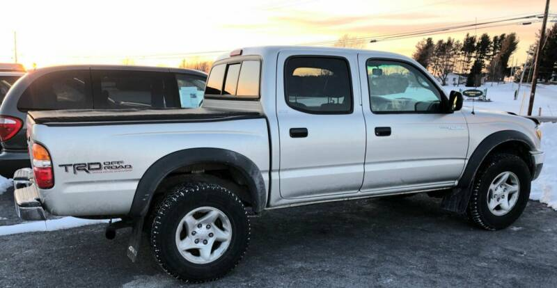 2004 Toyota Tacoma for sale at Alex Bay Rental Car and Truck Sales in Alexandria Bay NY