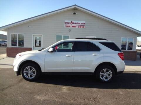 2015 Chevrolet Equinox for sale at GIBB'S 10 SALES LLC in New York Mills MN