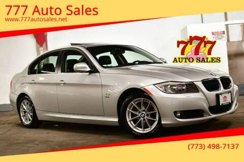 2010 BMW 3 Series for sale at 777 Auto Sales in Bedford Park IL