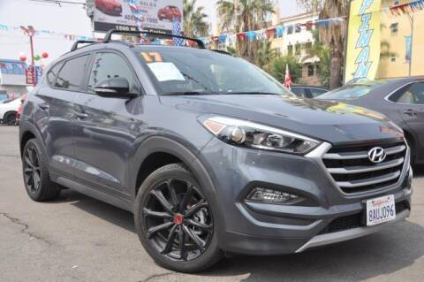 2017 Hyundai Tucson for sale at AMC Auto Sales, Inc in San Jose CA