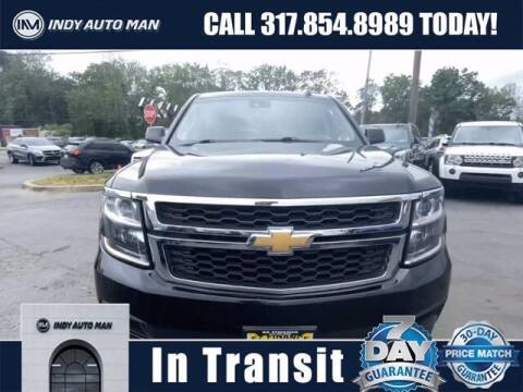 2017 Chevrolet Suburban for sale at INDY AUTO MAN in Indianapolis IN