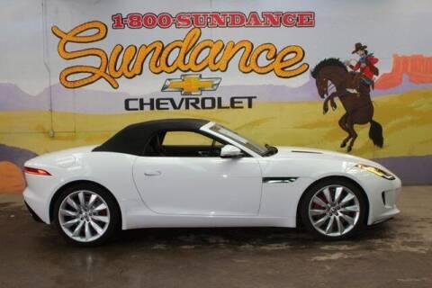 2014 Jaguar F-TYPE for sale at Sundance Chevrolet in Grand Ledge MI