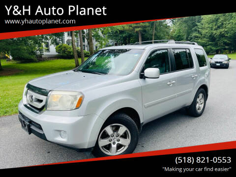 2011 Honda Pilot for sale at Y&H Auto Planet in West Sand Lake NY