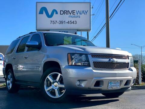 2011 Chevrolet Tahoe for sale at Driveway Motors in Virginia Beach VA