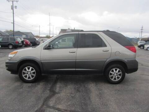 2002 Buick Rendezvous for sale at Mike's Budget Auto Sales in Cadillac MI