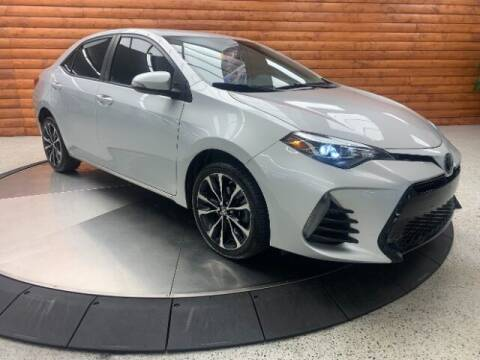 2017 Toyota Corolla for sale at Dixie Imports in Fairfield OH