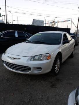 2003 Chrysler Sebring for sale at Empire Automotive of Atlanta in Atlanta GA