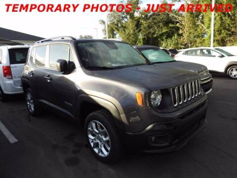 2018 Jeep Renegade for sale at Auto Finance of Raleigh in Raleigh NC