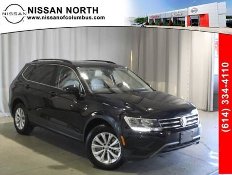 2019 Volkswagen Tiguan for sale at Auto Center of Columbus in Columbus OH