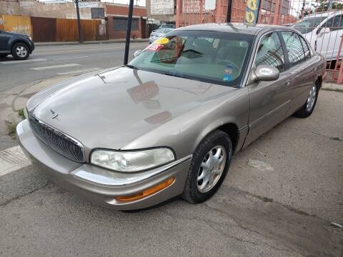 2002 Buick Park Avenue for sale at JIREH AUTO SALES in Chicago IL