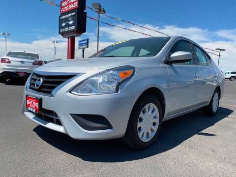 2018 Nissan Versa for sale at Right Price Auto in Idaho Falls ID