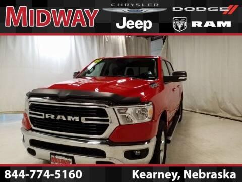 2020 RAM Ram Pickup 1500 for sale at MIDWAY CHRYSLER DODGE JEEP RAM in Kearney NE