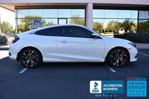2020 Honda Civic for sale at GOLDIES MOTORS in Phoenix AZ