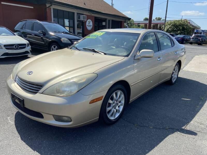 2003 Lexus ES 300 for sale at Starmount Motors in Charlotte NC