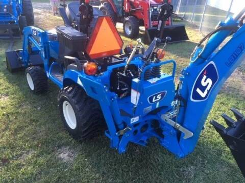 2020 LS TRACTOR MT1-22 TLB for sale at Sanders Motor Company in Goldsboro NC