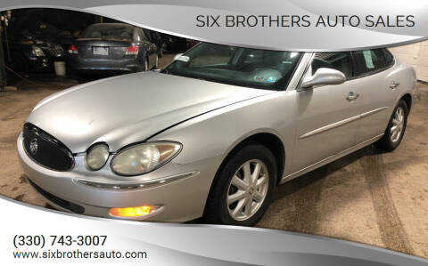 2005 Buick LaCrosse for sale at Six Brothers Auto Sales in Youngstown OH