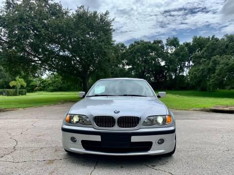 2003 BMW 3 Series for sale at FLORIDA MIDO MOTORS INC in Tampa FL