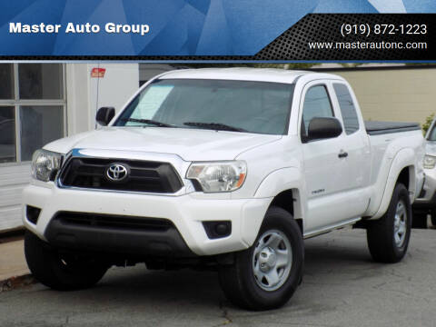 2013 Toyota Tacoma for sale at Master Auto Group in Raleigh NC